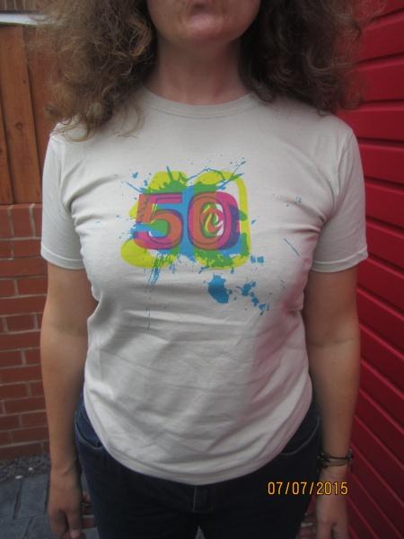 Crys-T '50' - ffrynt