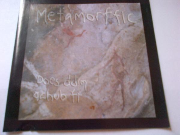Metamorffic Recordiau Cerrig